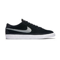 NIKE SB BRUIN PREMIUM SE BLACK BASE GREY WHITE SKATEBOARD SHOES SNEAKERS