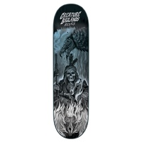 "CREATURE BACK TO THE BADLANDS REYES 8.0"" SKATEBOARD DECK FREE DELIVERY FREE GRIP"
