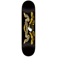 "Anti Hero Classic Eagle Black 8.12"" Skateboard Deck"