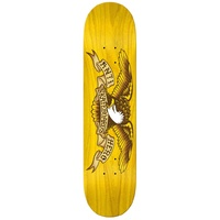 "Anti Hero Stained Eagle Yellow 8.06"" Skateboard Deck"