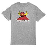 TOY MACHINE MONSTER WHITE MENS SKATEBOARD T SHIRT TEE FREE DELIVERY AUSTRALIA