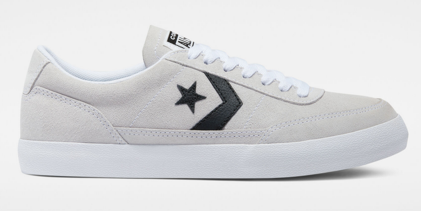 Converse Net Star Classic Low Ox White Black White Mens