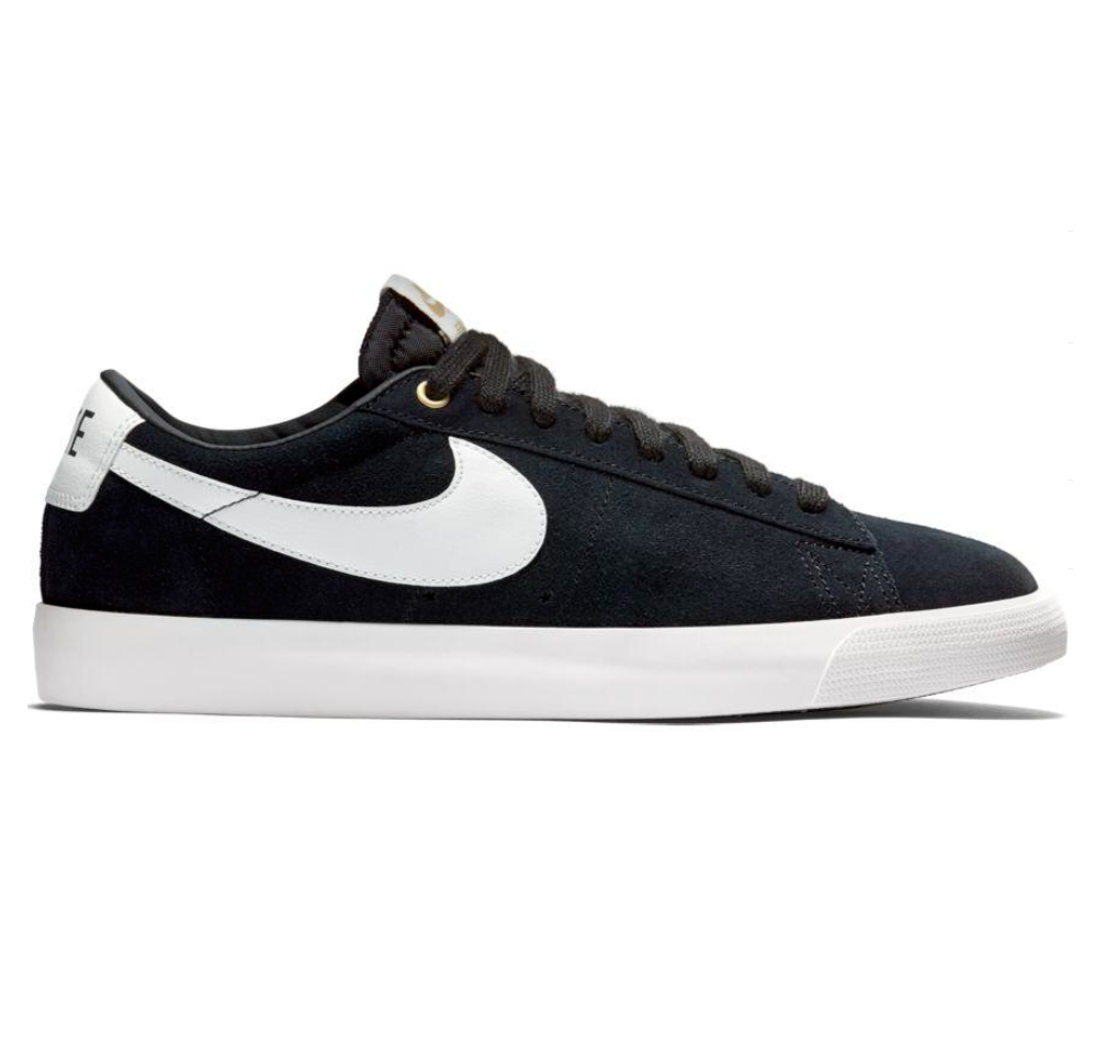 500ba154c9fb Nike SB Zoom Blazer Low GT Black Sail Mens Skateboard Shoes  Size  8