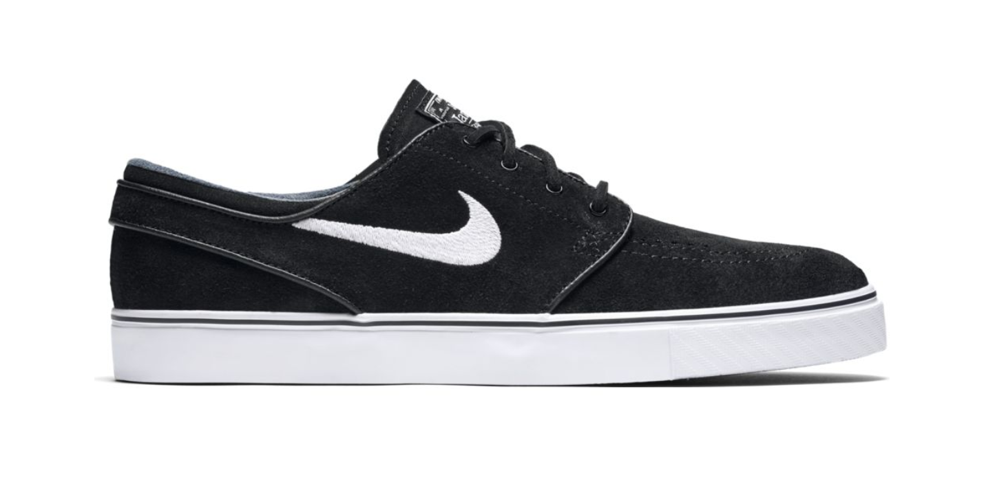 wholesale dealer 44b0f 26420 Nike SB Zoom Stefan Janoski OG Black White Gum Light Brown Mens Shoes    Boardersonline.com.au