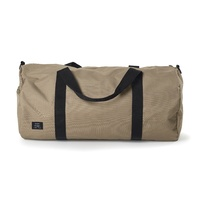 AS Colour Area Khaki Black Duffle Bag