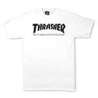 Thrasher Skate Mag White Mens Short Sleeve T-Shirt