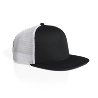 AS Colour Tone Trucker Black White Cap