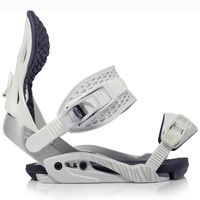 Drake Jade White Womens 2021 Snowboard Bindings