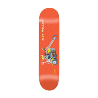 "Enjoi Over Board Zack Wallin 8.5"" Impact Light Skateboard Deck"