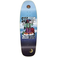 "New Deal Siamese Slick 9.375"" Reissue Skateboard Deck"