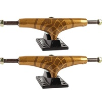 Thunder 24K Sonora Gold Black Skateboard Trucks