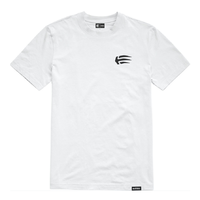 Etnies Joslin White Mens Short Sleeve Tee