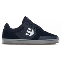 Etnies Kids Marana Navy Grey Gum Youth Skateboard Shoes