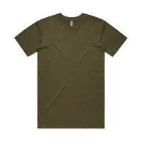 AS Colour Staple Army Mens T Shirt