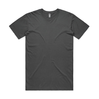 AS Colour Staple Charcoal Mens T Shirt