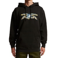 Anti Hero Eagle Black Mens Sweatshirt Hoodie