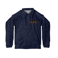 Anti Hero Stock Eagle Navy Mens Skateboard Coach Jacket