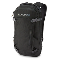 Dakine Heli Pack Black 12L Snowboard Ski Backpack 2021