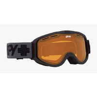 Spy Cadet Matte Black 2018 Youth Snowboard Goggles Persimmon Lens
