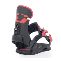 Drake DL Black Womens 2020 Snowboard Bindings
