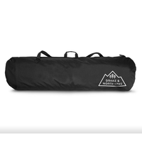 Drake Basic Sleeve Black 160cm Snowboard Bag