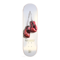 "Plan B Undisputed Sean Sheffey 8.25"" Skateboard Deck"