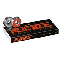 Bones Reds Precision Skateboard Bearings