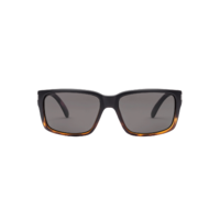 Volcom Stoneage Matte Darkside Sunglasses Grey Polarised Lens