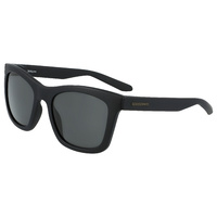 Dragon Aria LL Matte Black Sunglasses Smoke Lens