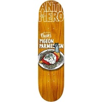 "Anti Hero Fried Pigeon Frank Gerwer 8.38"" Skateboard Deck"