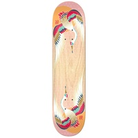 "Real Sunrise Ishod Wair Twin Tail 8.0"" Skateboard Deck"