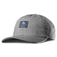 Emerica Toy Machine Light Grey Strapback Hat