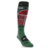 Thirtytwo 32 ASI Stevens Mens Snowboard Socks