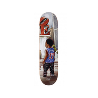"DGK Love Park Lil Stevie Williams 8.06"" Skateboard Deck"