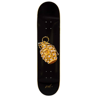 "DGK Explosive Stevie Williams 8.06"" Skateboard Deck"