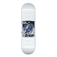 "F*cking Awesome Worry White 8.25"" Skateboard Deck"