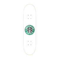 "Sweetheart Coffee 7.5"" Skateboard Deck"