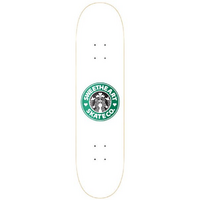 "Sweetheart Coffee 8.375"" Skateboard Deck"