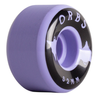 Welcome Orbs Specters Solids Lavender 52mm 99a Skateboard Wheels