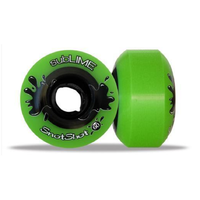 Abec 11 Sublime SnotShot Green 54mm 99a Skateboard Wheels