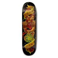 "Elan Chinese Dragon 8.5"" Skateboard Deck"