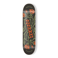 "Eternal Impossible Perfection Red Green 8.125"" Skateboard Deck"