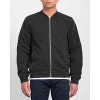 Volcom Burnward Black Mens Jacket