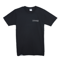 Boarders Skate Rat Black Mens Regular Fit Tee