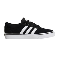 Adidas Adi-Ease Black White Black Unisex Suede Skateboard Shoes