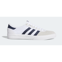 Adidas Lucas Premiere White Ink White Skateboard Shoes