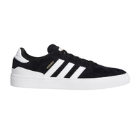 Adidas Busenitz Vulc II Black White Gum Mens Suede Skateboard Shoes