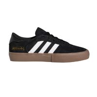 Adidas Matchbreak Super Black White Gum Unisex Skateboard Shoes