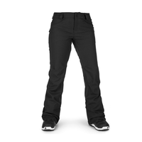 Volcom Species Short Black Womens 15K 2020 Snowboard Pants