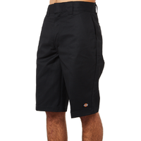 Dickies 131 Slim Straight Black Mens Multi-Pocket Work Shorts